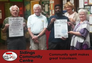 Sidings Volunteers
