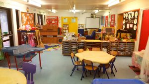 Early Years Rainbow Room