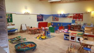 Early Years Sunshine Room
