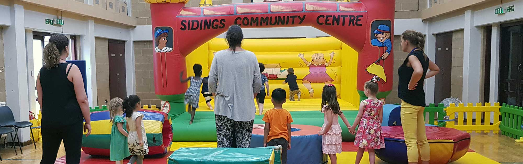 Sidings Early Years Centre Services (0-4 years)